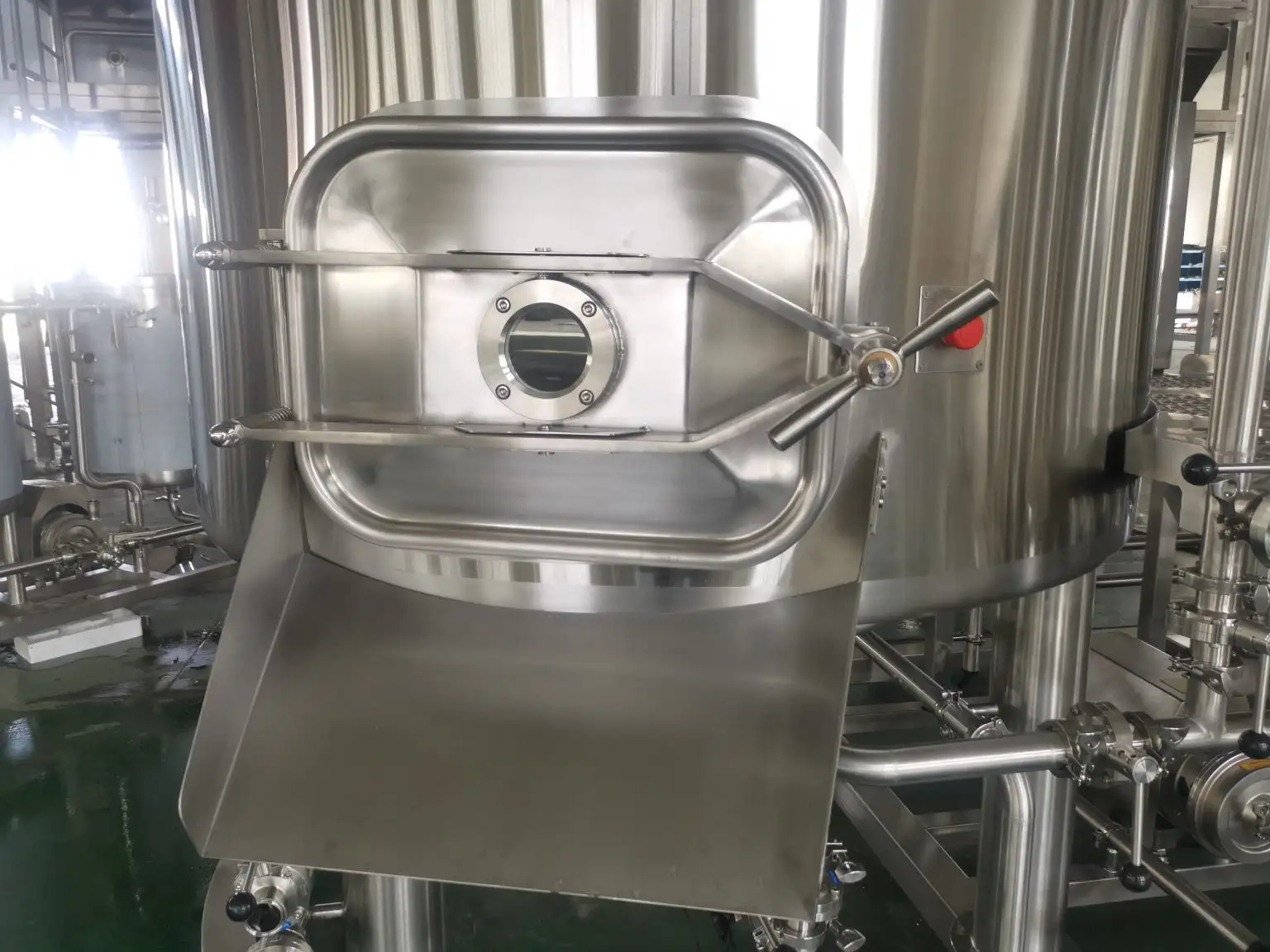 1000L stainless steel Nano Brewery equipment ZXY