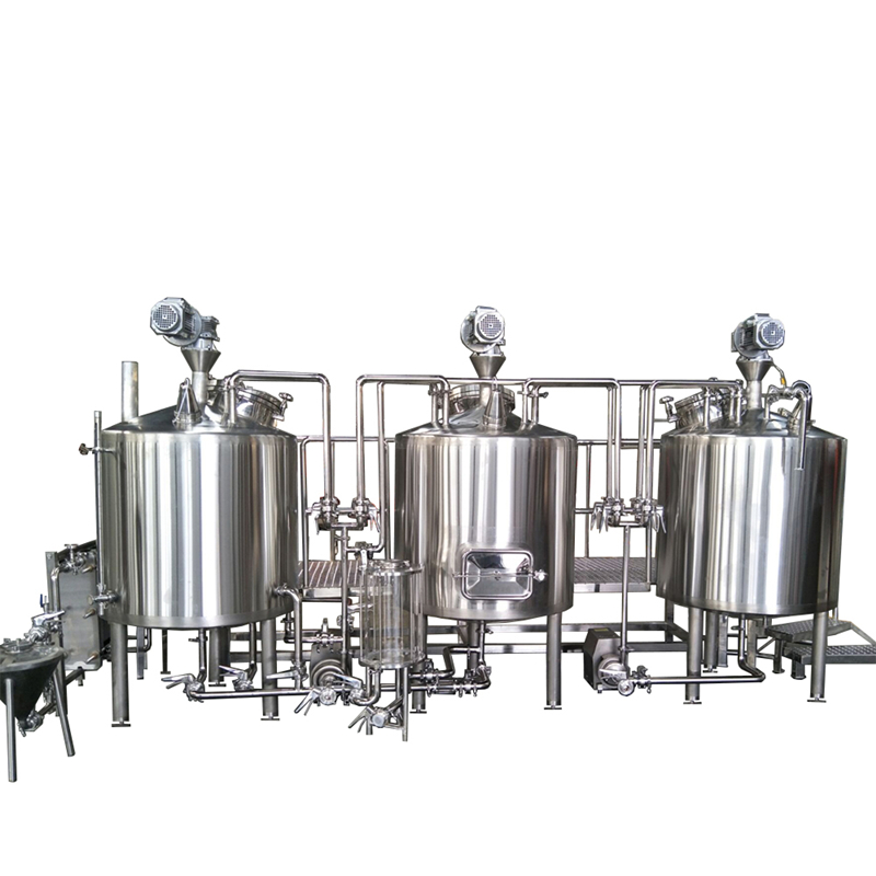 100L 1HL Small Draft beer Craft Beer Brewing  Brewhouse suppliers  ZXF