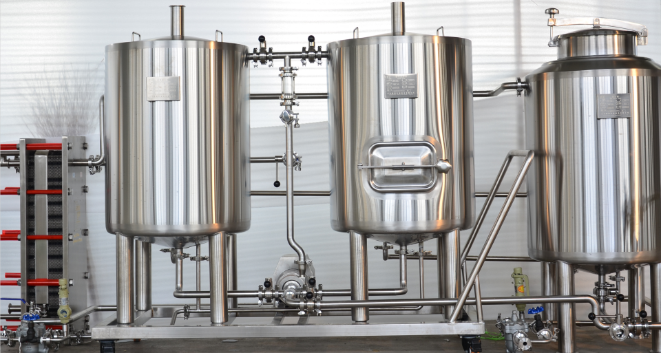 100L Stainless steel mash tank of making beer machine in Australia ZXY