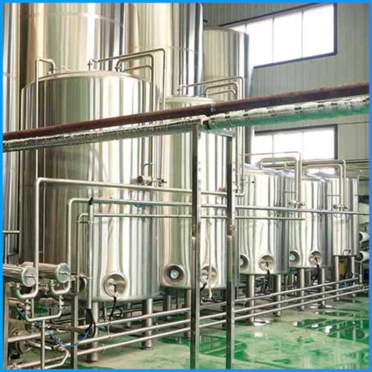 WEMAC cheapest commercial beer plant  brewing system for sale