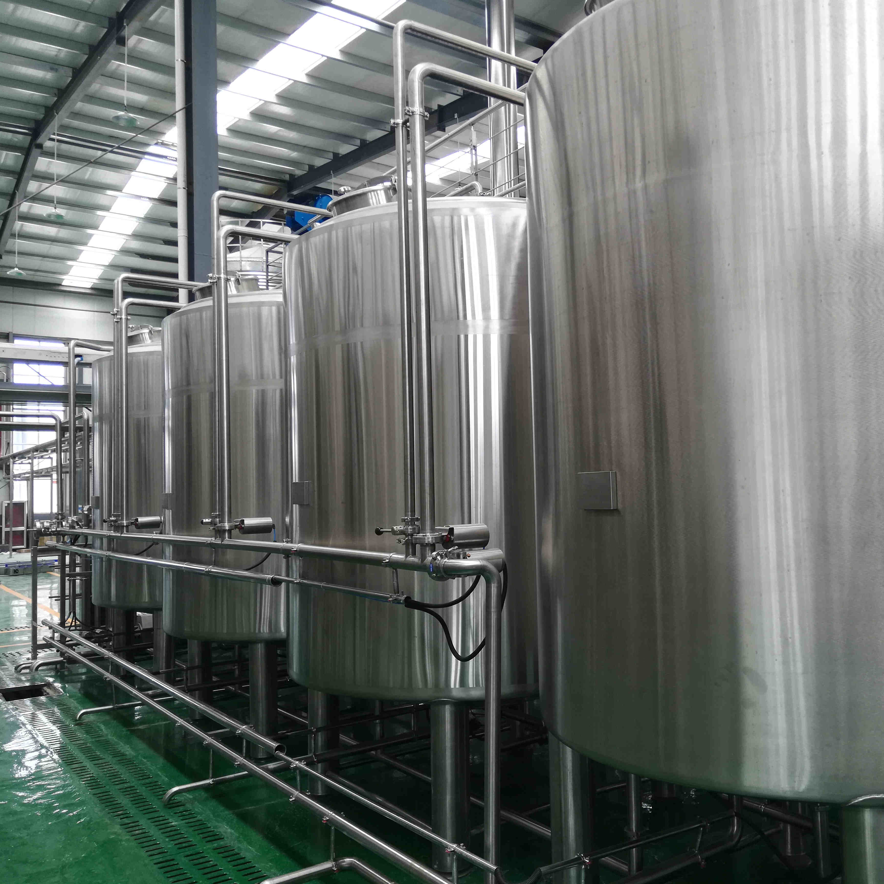 WEMAC 60BBL Commercial Beer Brewing System china for uk
