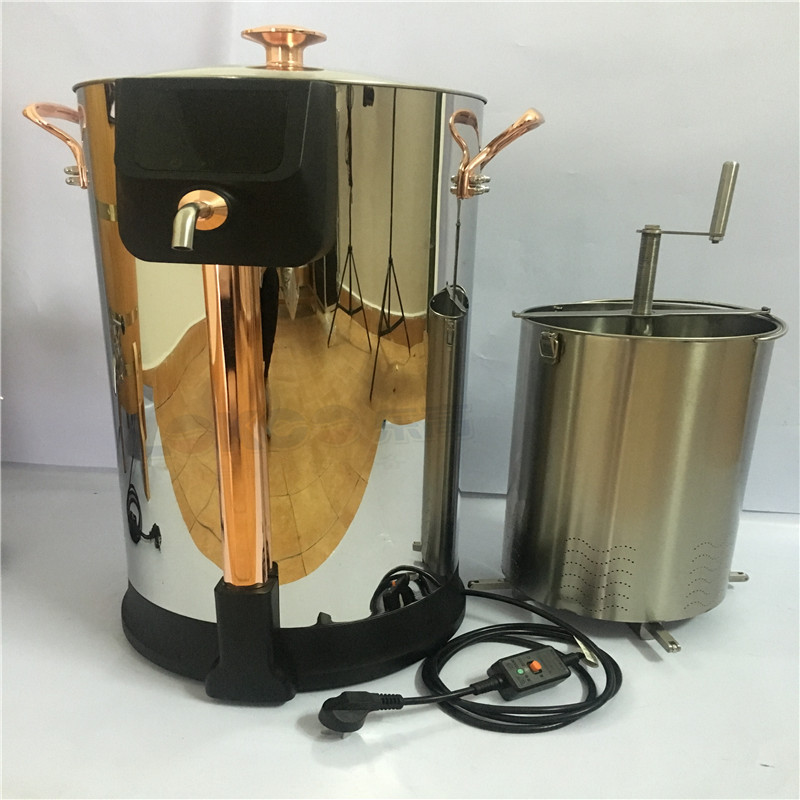 30L home brewing equipment for sale home beer brewing system WEMAC Y029