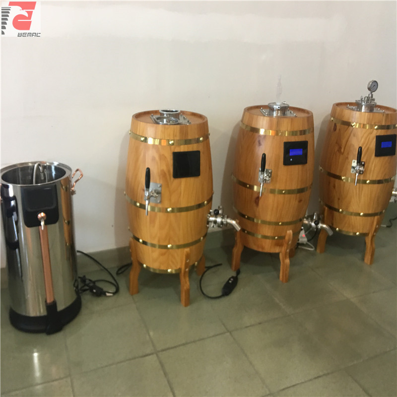 5 gallon beer brewing system and 100 gallon brewing equipment for sale