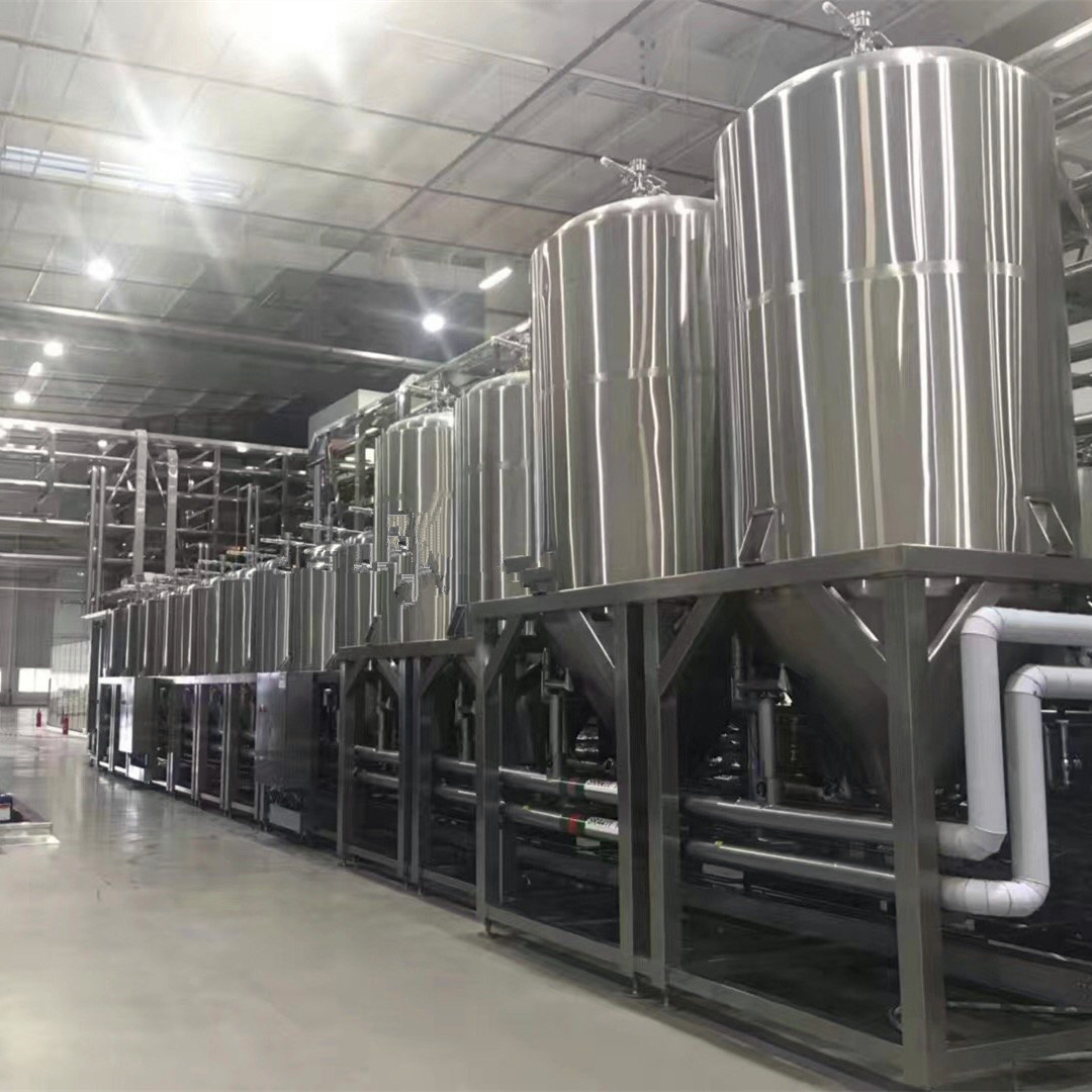 High quality SUS304  5000L AUTO Craft Beer Complete Brewing Equipment System export to South Africa Chinese supplier