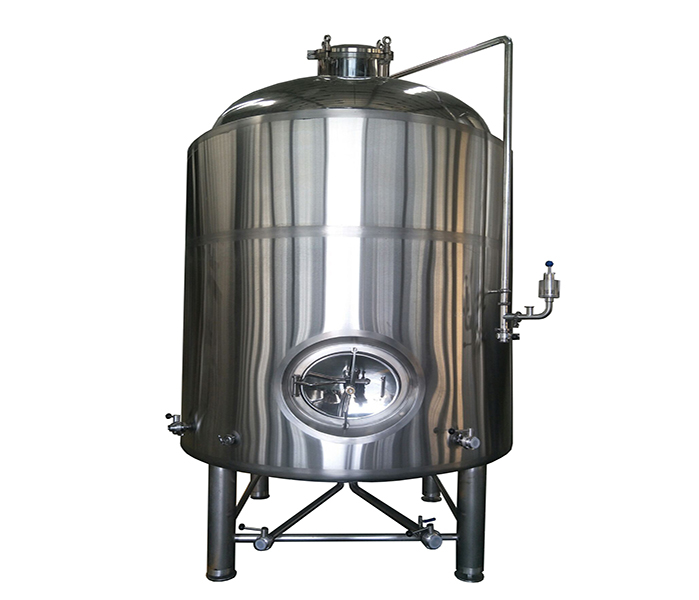Italian Stainless steel beer brewing brewery brigh...