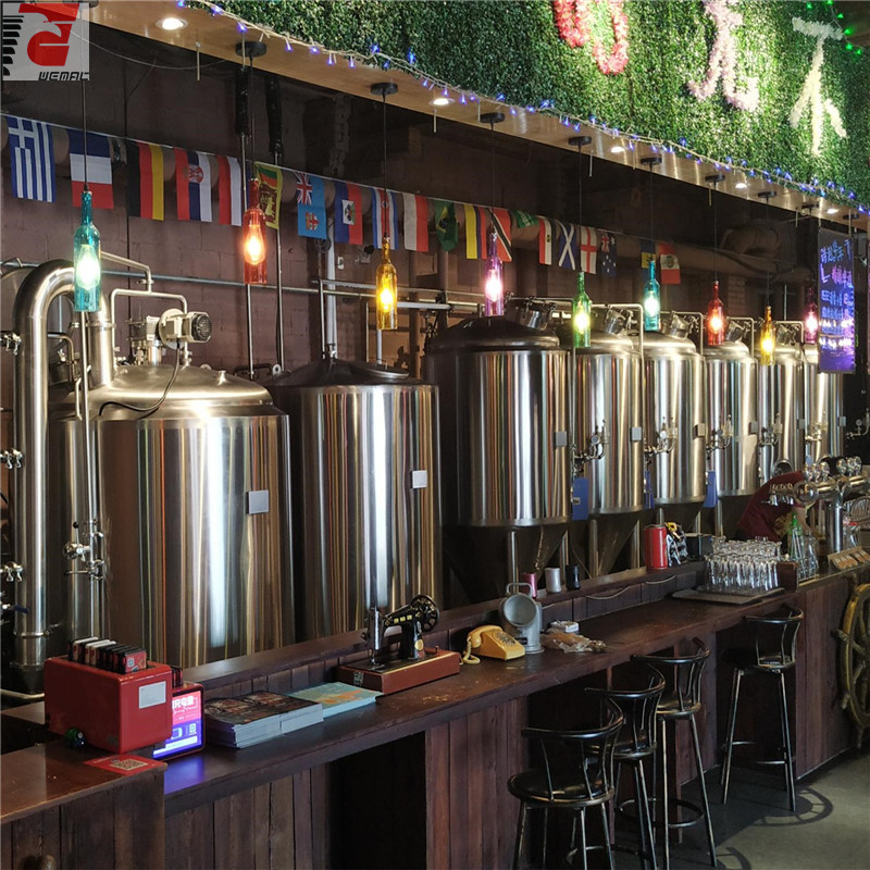 Beer brewing fermenter and brewery fermenters for sale Chinese factory