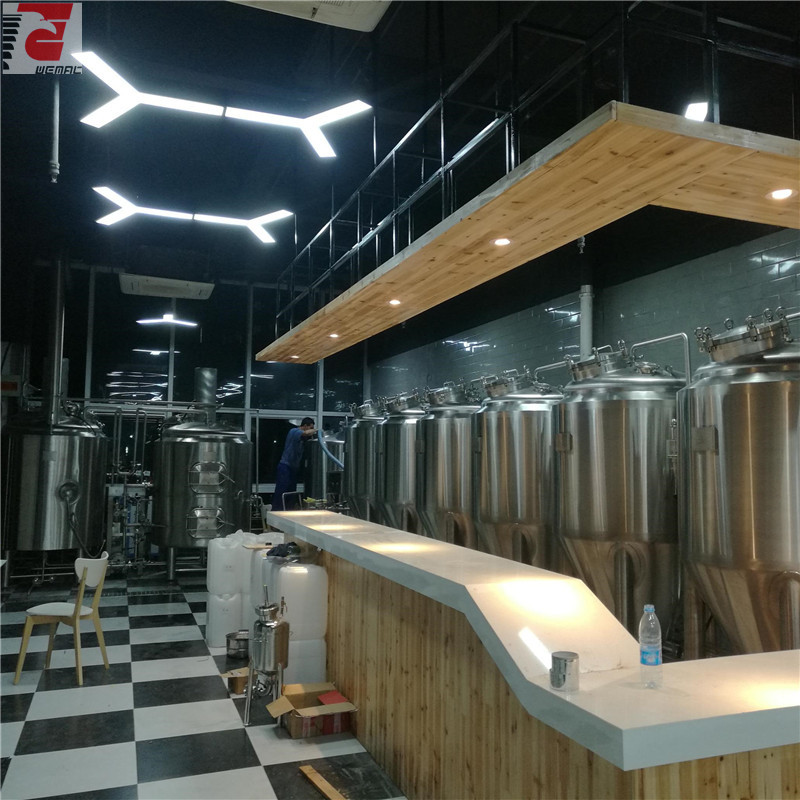 Beer brewing tanks for sale Chinese Manufacturer