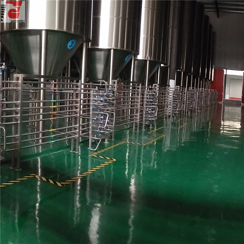China professional beer fermentation equipment manufacturers