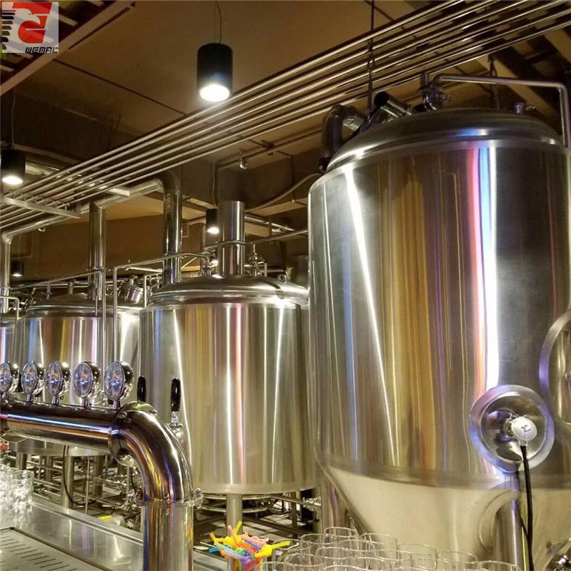 China WEMAC beer fermentation tank manufacturers fermentation equipment suppliers