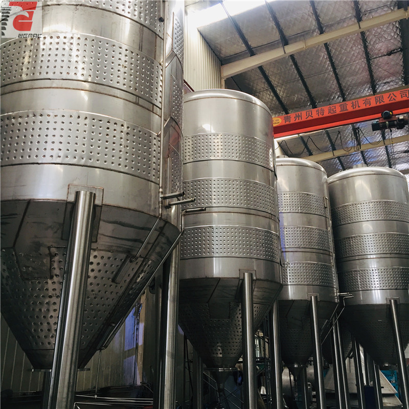 Big and large scale beer brewing equipment Chinese manufacturer