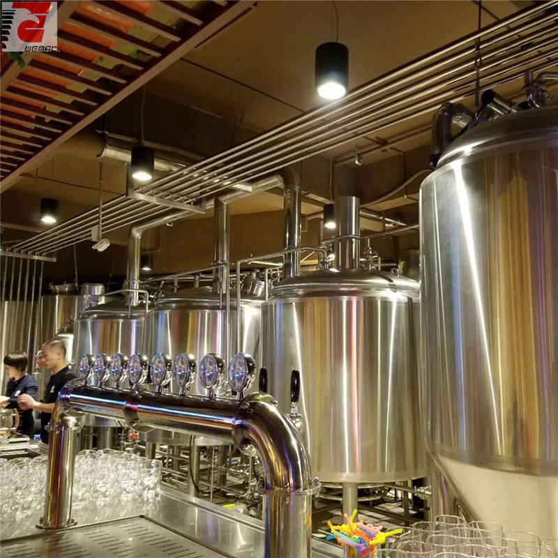 China restaurant beer brewhouse equipment manufacturer