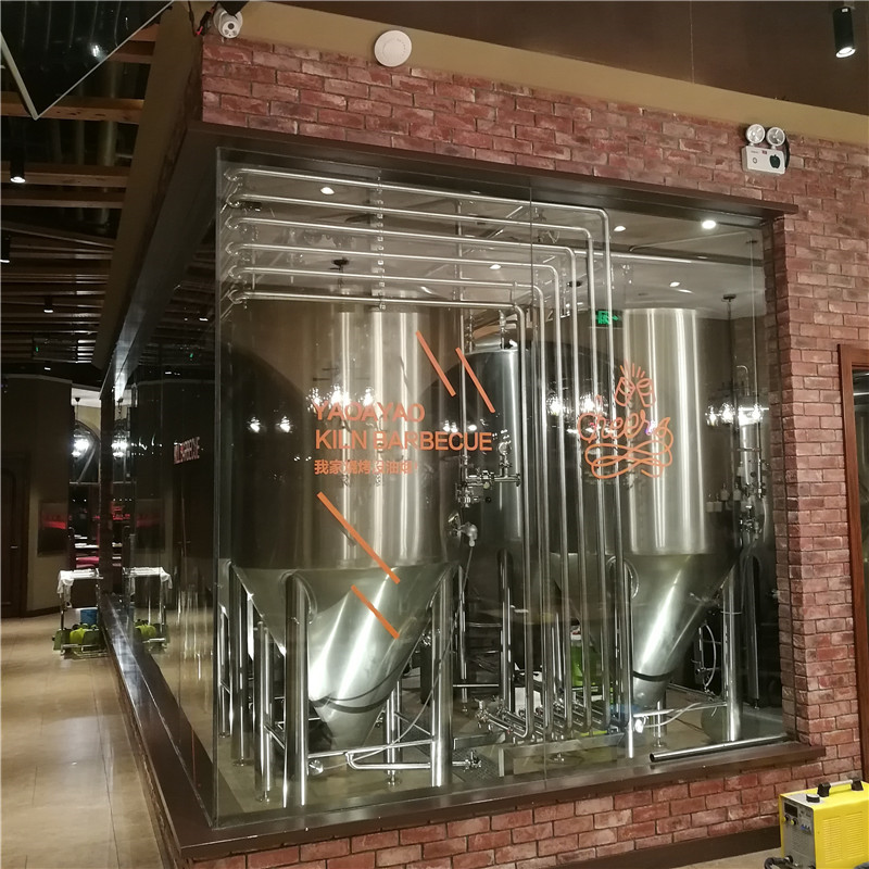 Brewhouse and brewpub small fermentation tank Chinese supplier