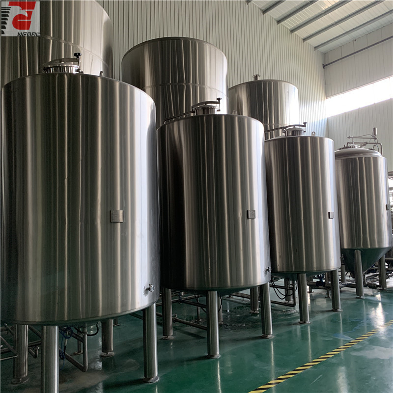 CIP brewing and CIP system for beer WEMAC H012
