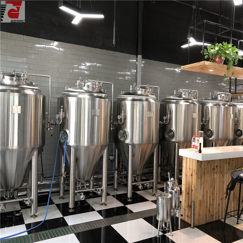 China 300l brewery equipment manufacturers