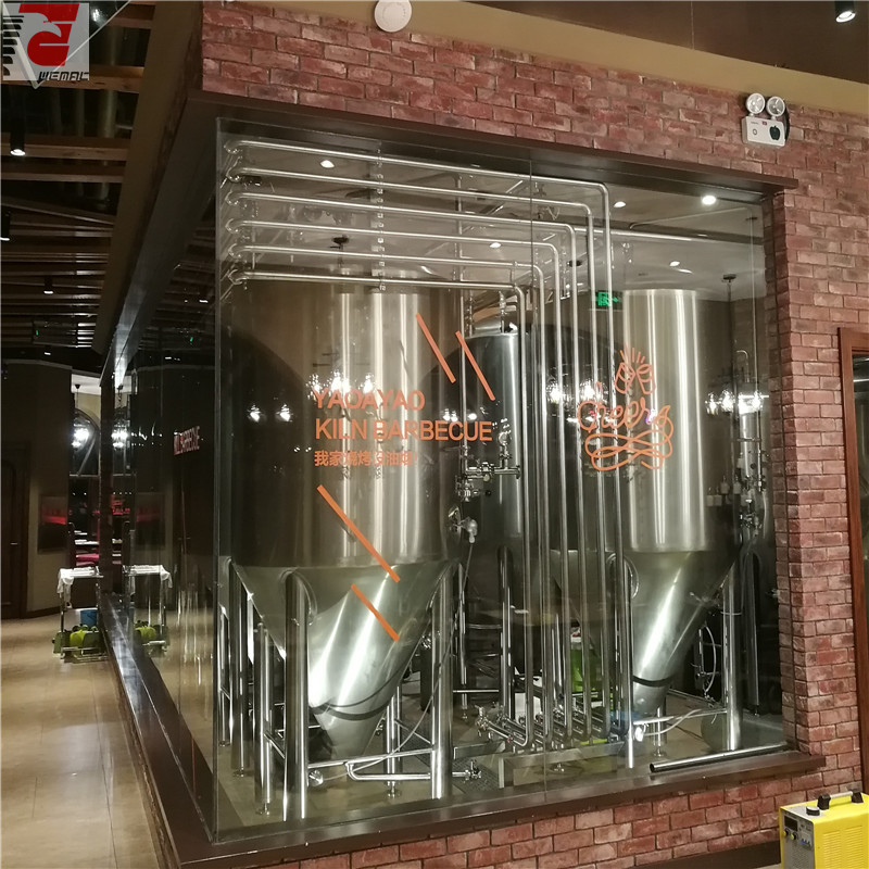 Commercial microbrewery equipment Chinese manufacturer