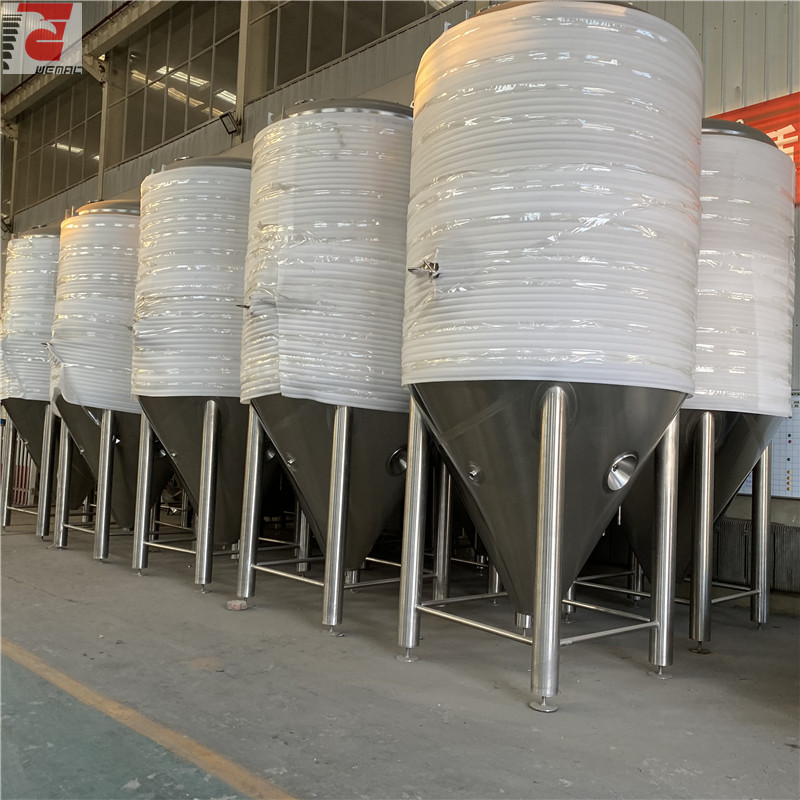 Commercial beer kettle and commercial beer brewing systems for sale