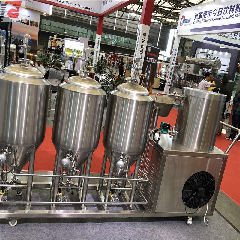 China commercial fermentation tanks factory