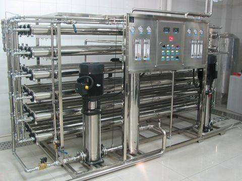 China factory efficient double reverse osmosis permeable filtration system of Stainlesss steel to  Belgium 2020 W1