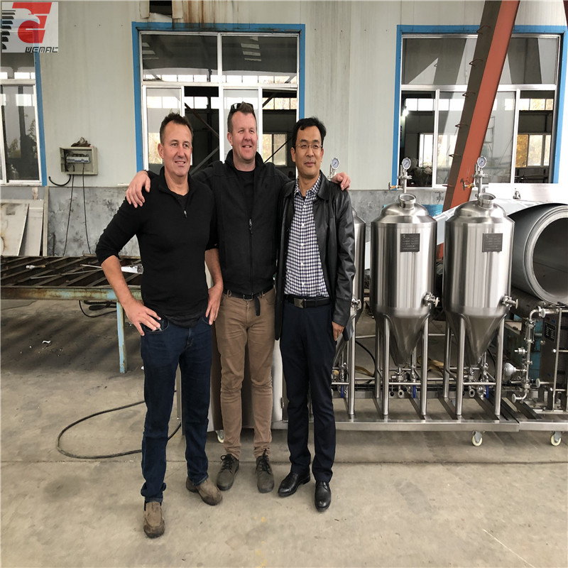 Home beer brewing equipment Chinese factory