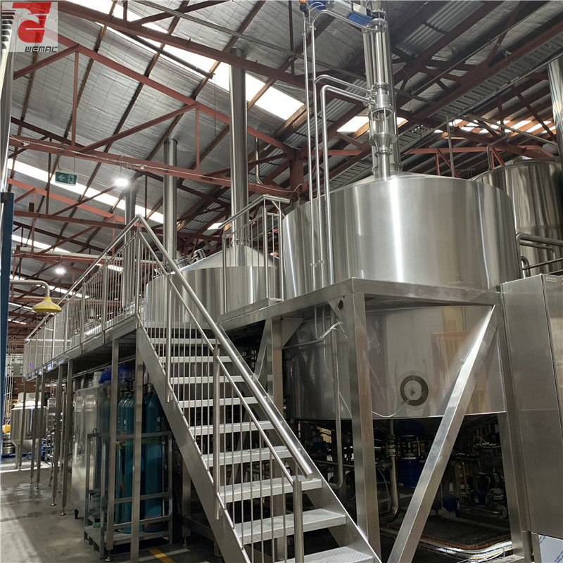 Industrial beer brewing equipment for sale low cost