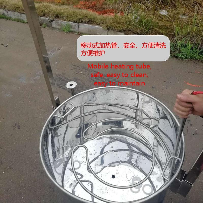 US 50L professional small beer brewing equipment of SUS304 China factory 2020 W1