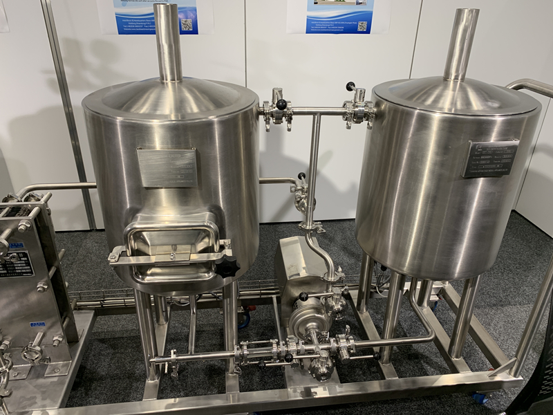 50L High quality automatically stainless steel beer brew kegs brewing barrel equipment  ZXF