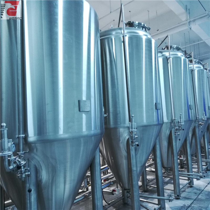 Big and small fermentation equipment Chinese manufacturer
