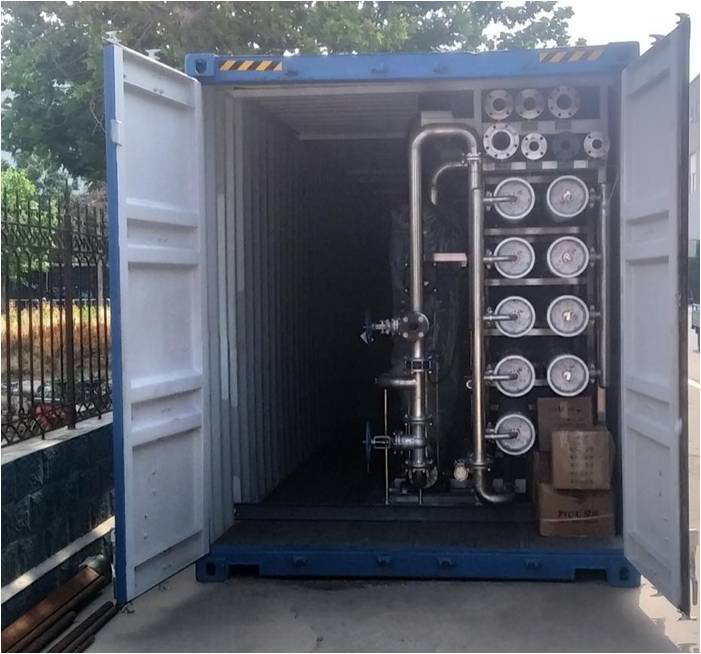 Professional purified water system for sale Chinese supplier ZZ