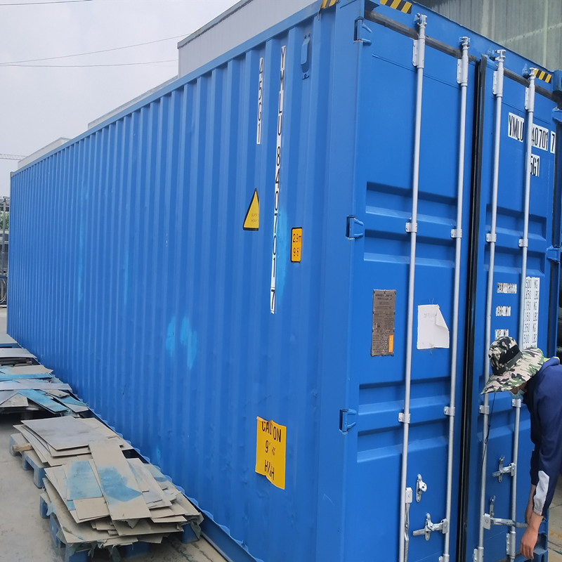 Mobile container purified water system widely used in outdoor water treatment from Chinese factory ZZ