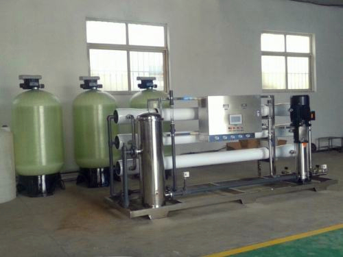 China supplier efficient single reverse osmosis permeable filtration system of Sus304 to Venezuela 2020 W1