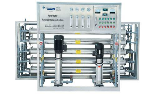 Kazakhstan top quality  double reverse osmosis permeable filtration system   of SUS304 from  manufacturers W1
