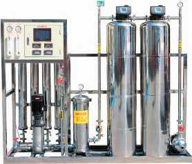 China manufacturer popular single reverse osmosis permeable filtration system of stainless steel in Romania 2020 W1