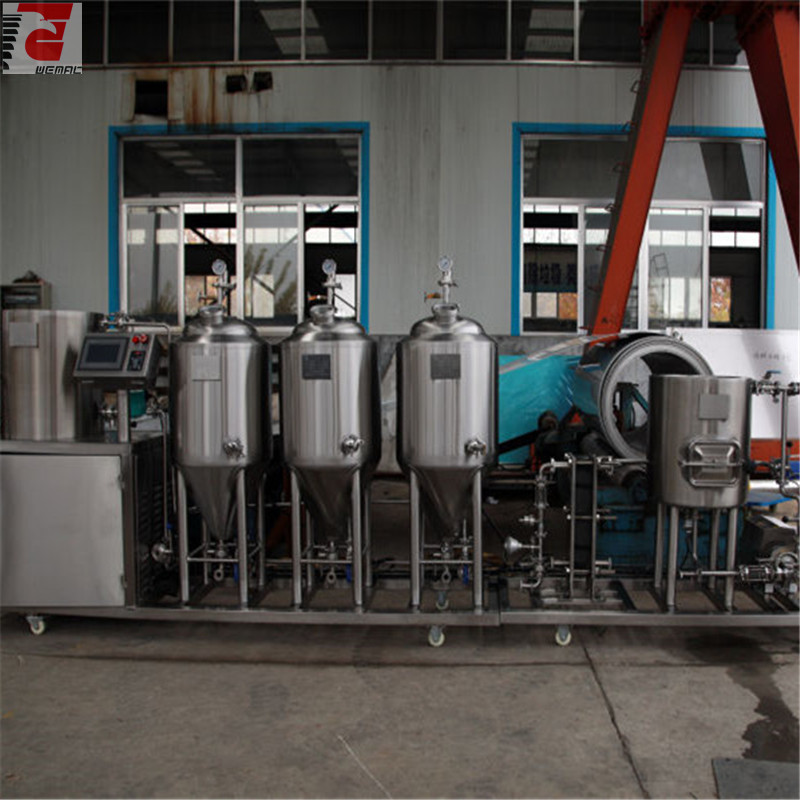 China small beer brewing systems manufacturer