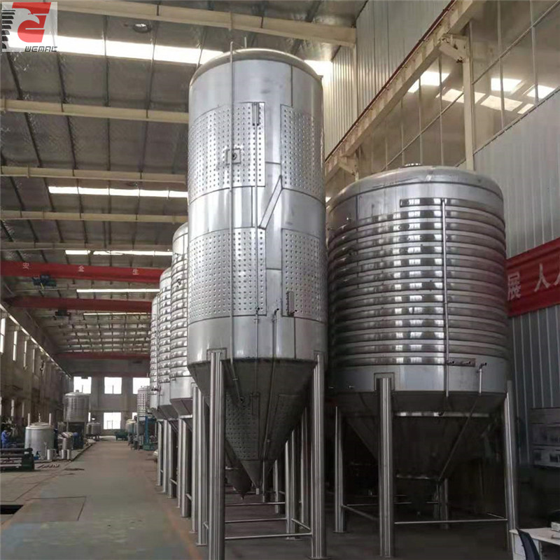 Stainless steel beer brewing equipment Chinese manufacturer