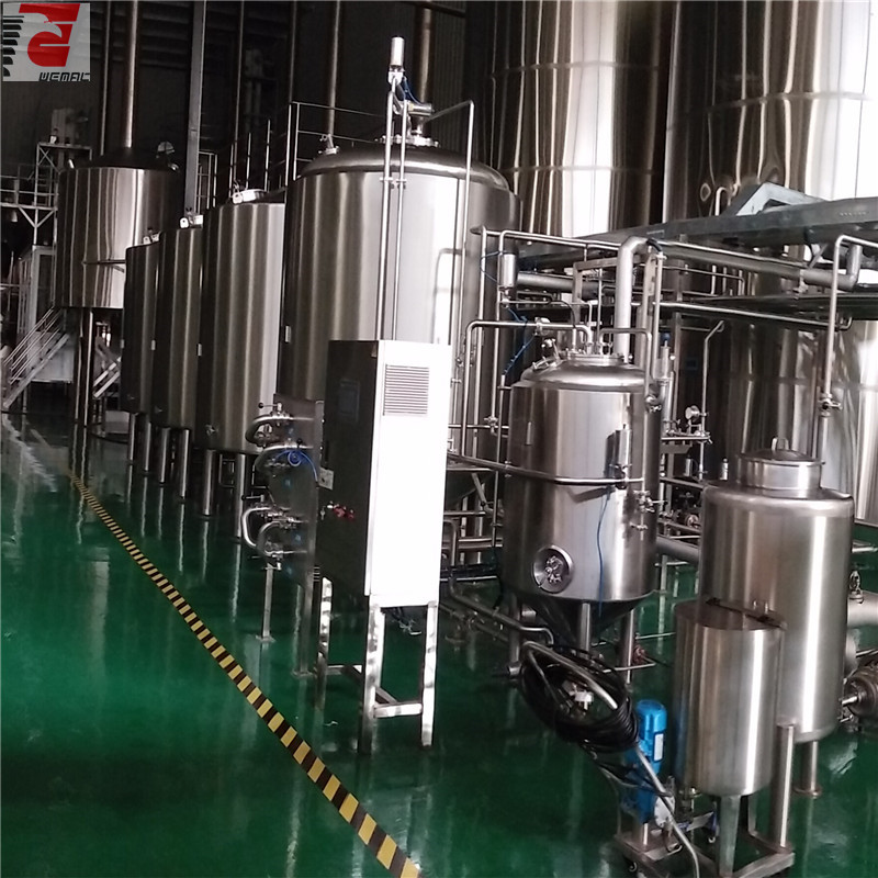 China stainless steel beer brewing equipment professional manufacturer