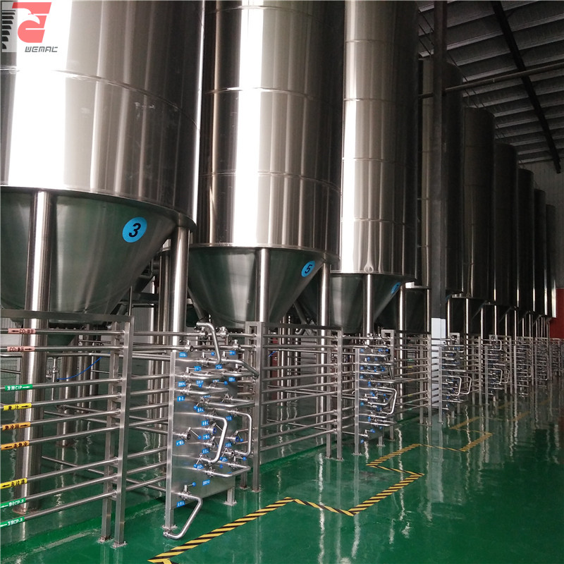 Stainless steel fermentation tank manufacturers China factory