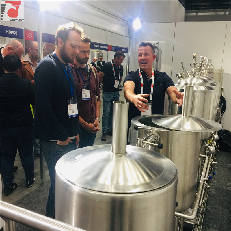 Small beer brewery turnkey microbrewery manufacturer in China