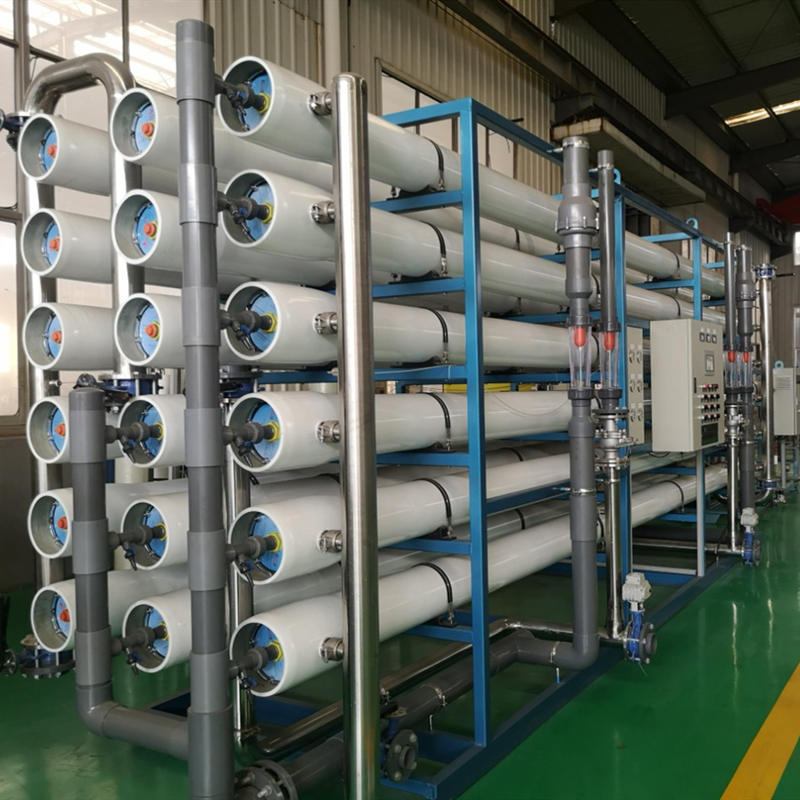 Auto control  industrial water purification system UF compound membrane from Chinese supplier ZZ