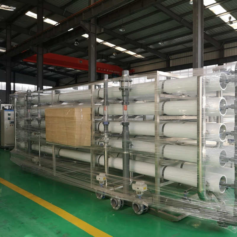 professional industrial and medical water purification system made in Chinese factory ZZ
