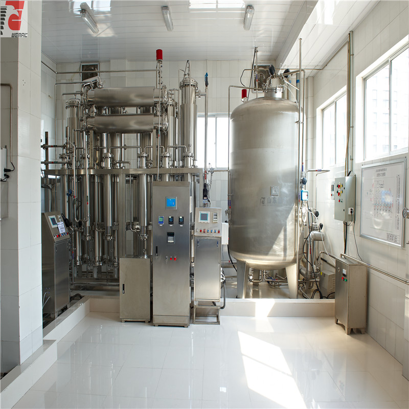 Water for injection storage tank in pharmaceutical industry WEMAC S008
