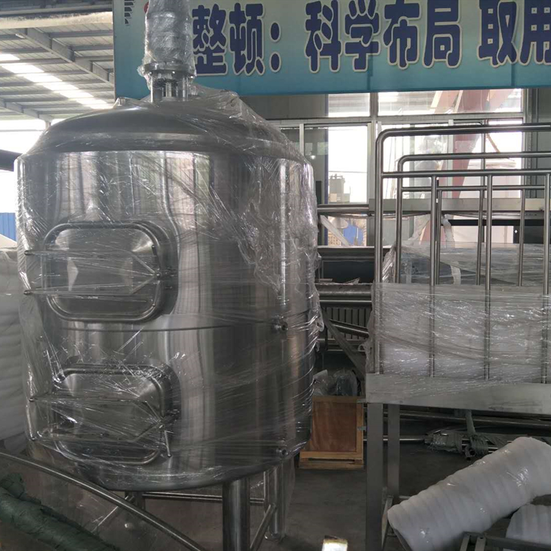 Chinese factory made high production beer making brewery factory equipment sale well in Canada ZZ