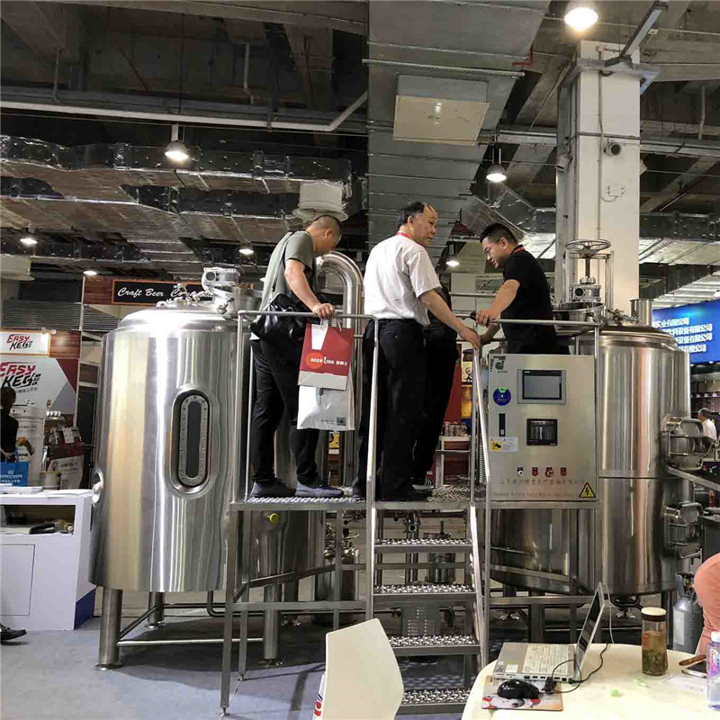 1000L beer brewing equipment for sale china factory WEMAC G063