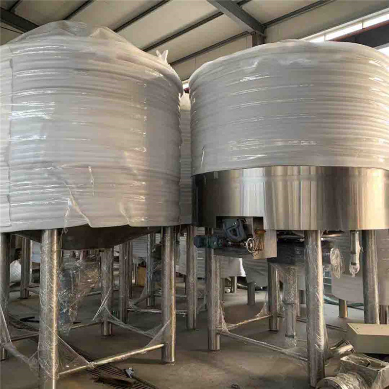 2500L turnkey beer brewing sysytem for sale china factory WEMAC G048
