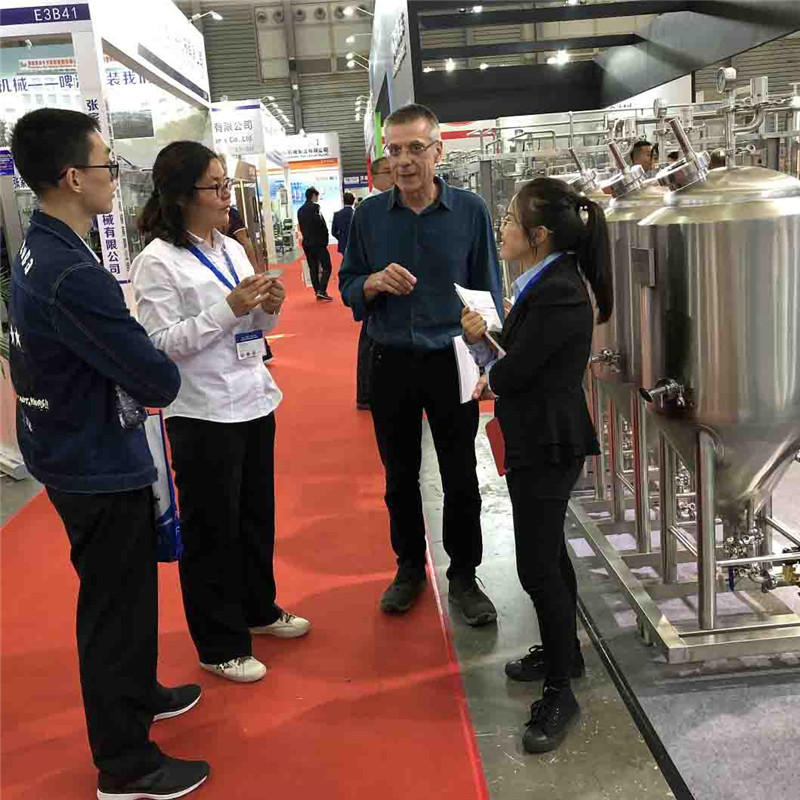1000L professional brewing equipment for sale china factory WEMAC G064