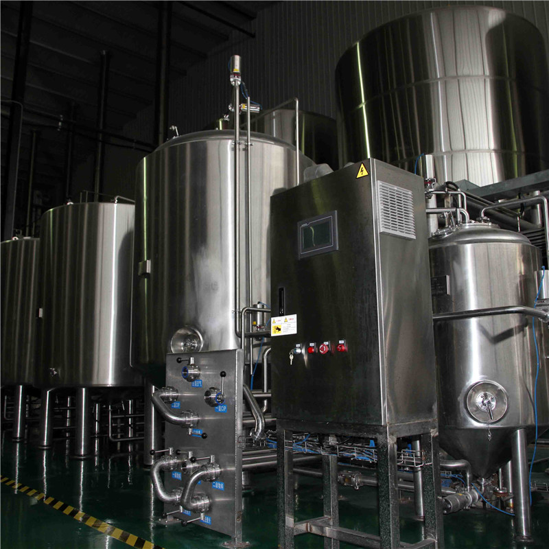 China complete Craft beer making equipment  for sale brewery plant for sale WEMAC Y076