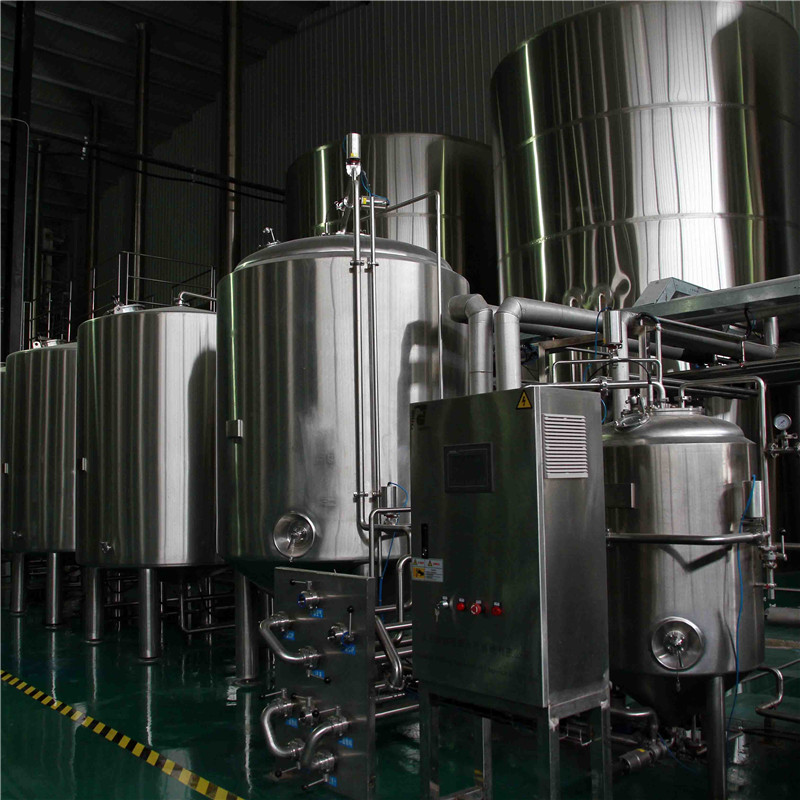 China turnkey brewery brewing systems manufacturers WEMAC Y078