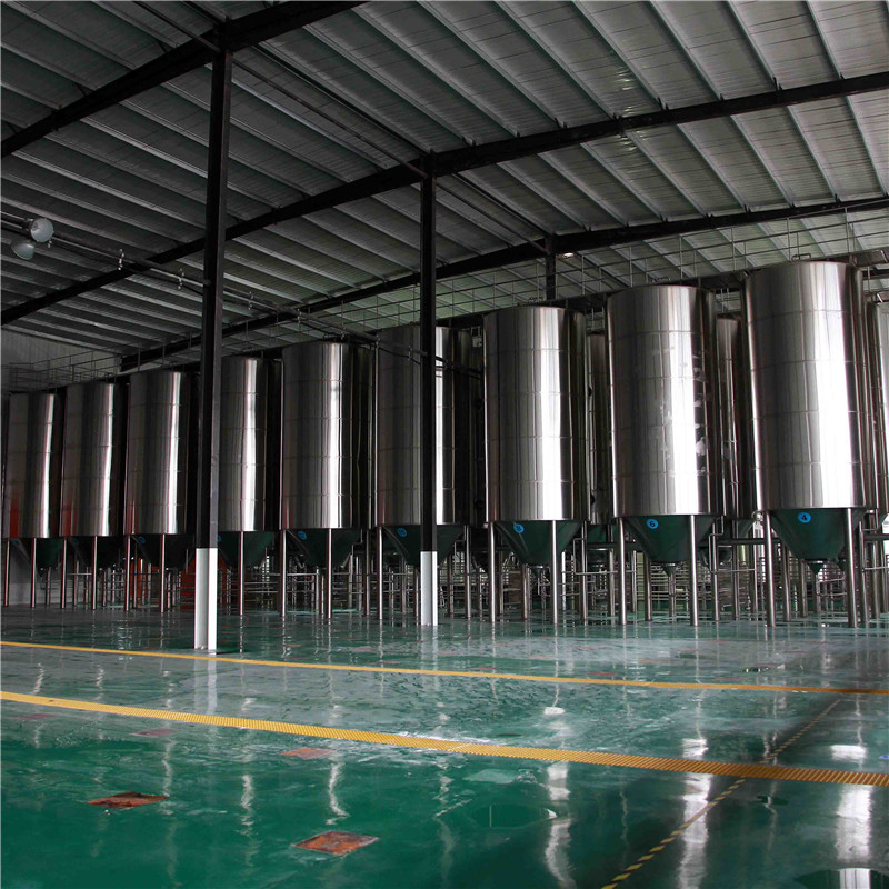 China beer processing equipment beer brewing systems suppliers WEMAC Y077