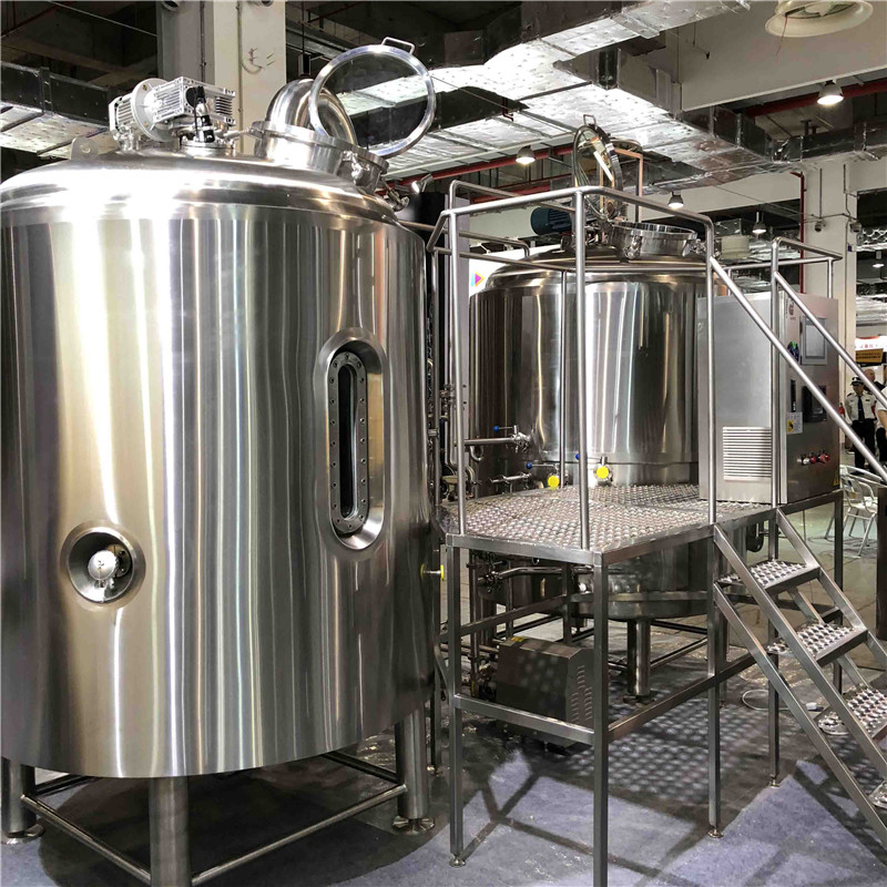 100 gallon brewing equipment 5 bbl brewing system for sale WEMAC Y043
