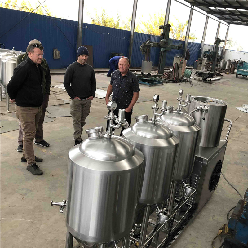 Nano brewing system for sale mini beer brewery equipment WEMAC Y016