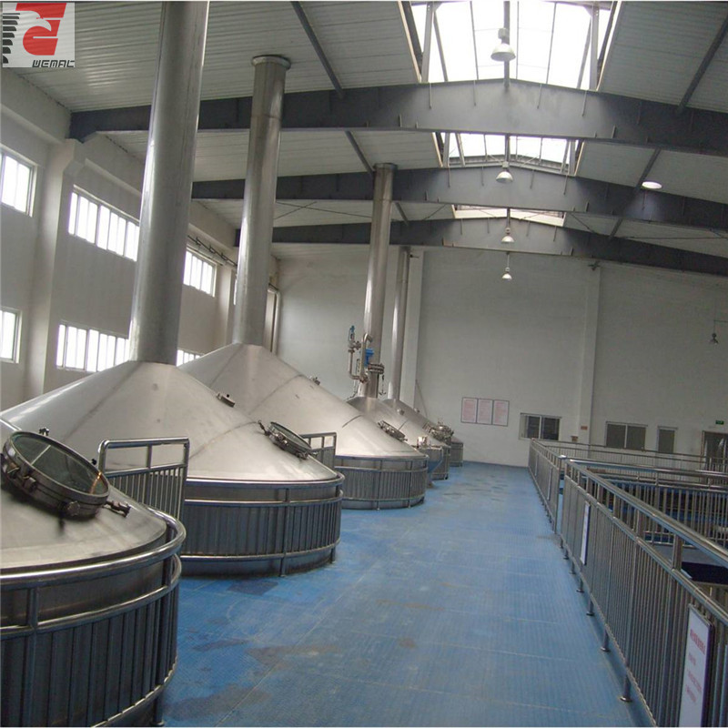 Beer factory equipment and beer plant machinery manufacturer in China